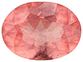 Sweet Home Rhodochrosite 7.2x5.4mm Oval 0.91ct