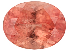 Rhodochrosite 9.28x7.25mm oval 2.59ct