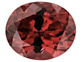 5.50ct Masasi Bordeaux Garnet 12x10mm Oval