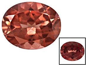 Garnet Color Change 9.5x7.5mm oval 2.75ct