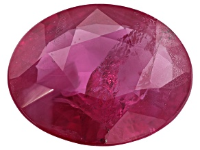 Burma Ruby 9x7mm Oval 1.71ct