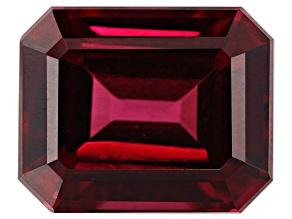 Rasberry Rhodolite 4.50ct 11x9mm Rect Oct