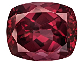 Garnet Rhodolite 12x10mm Rectangular Cushion 6.00ct