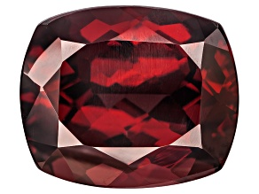Garnet Rhodolite 13x11mm Rectangular Cushion 9.00ct