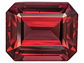 Garnet Rhodolite 12x10mm Emerald Cut 6.75ct