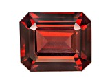 Garnet Rhodolite 13x11mm Emerald Cut 8.35ct