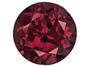 Garnet Raspberry Rhodolite 11mm Round 6.25ct