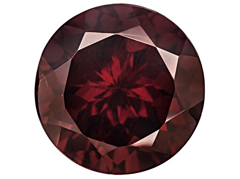Garnet Raspberry Rhodolite 12mm Round 8.50ct