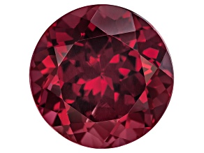 Garnet Raspberry Rhodolite 13mm Round 11.00ct
