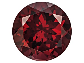 Garnet Raspberry Rhodolite 12mm Round 7.25ct