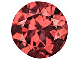 Garnet Raspberry Rhodolite 7mm Round 1.35ct
