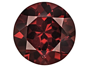Garnet Raspberry Rhodolite 8mm Round 2.00ct