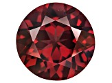 Raspberry Rhodolite Garnet 10mm Round 3.75ct
