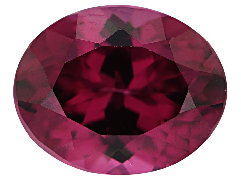 Raspberry Rhodolite Garnet 10x8mm Oval 3.00ct
