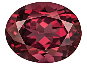 Garnet Raspberry Rhodolite 13x10mm Oval 6.50ct