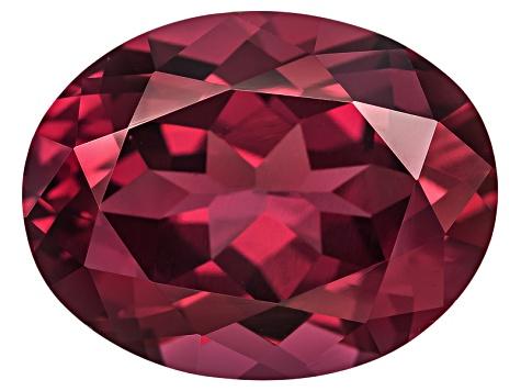 72800f2fb5884 Garnet Raspberry Rhodolite 14x11mm Oval 7.25ct