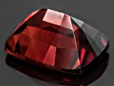 Red Zircon 8x6mm Rectangular Cushion Minimum 2.00ct