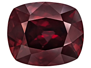 Tanzanian Red Zircon Minimum 9.25ct mm Varies Rectangular Cushion