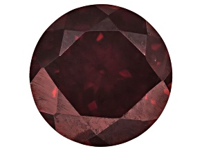 Red Zircon 10mm Round 4.75ct