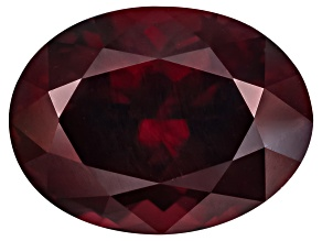 Red Zircon Oval 5.33ct