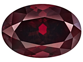 Red Zircon Oval 9.00ct