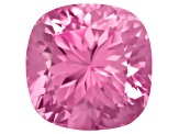 Pink Sapphire Lab Created 10mm Square Cushion 6.00ct