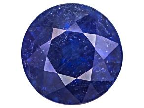 Mahaleo Sapphire 7mm Round 1.70ct