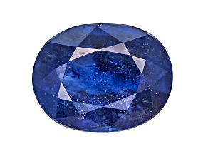 Mahaleo Sapphire 9x7mm Oval 2.25ct