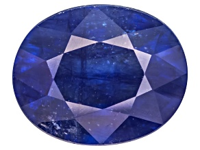 Mahaleo Sapphire 10x8mm Oval 3.25ct
