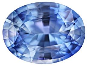 Sapphire Sri Lankan 9.5x7.2mm Oval 2.30ct