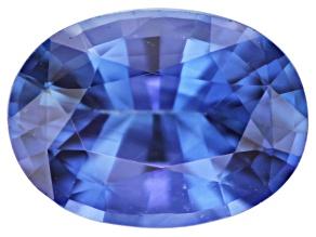 Sapphire Sri Lankan 7.5x5.5mm Oval 1.15ct