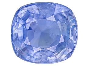 Sapphire 6.56x6.08mm Rectangular Cushion 1.36ct