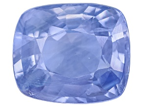 Sapphire 6.72x5.75mm Rectangular Cushion 1.22ct