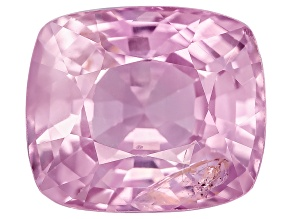 Pink Sapphire 6.61x5.69mm Rectangular Cushion 1.36ct