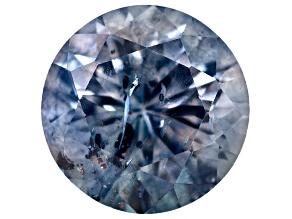 Sapphire 4.5mm Round Diamond Cut .40ct