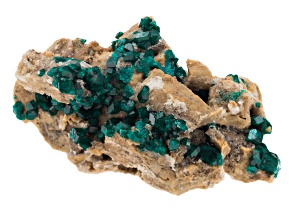 Dioptase Rough Specimen Free Form