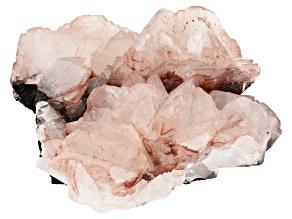 Calcite with Hematite Inclusions Specimen