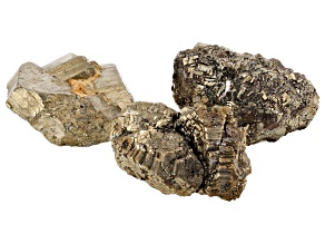 Pyrite Set of 3 Specimen
