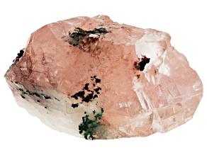 Copper in Calcite Specimen
