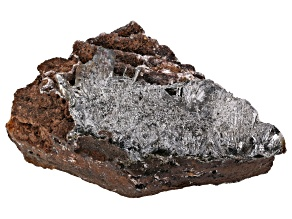 Boulangerite aka Plumosite Specimen