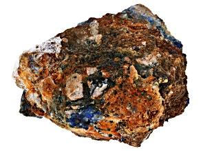 Azurite Specimen