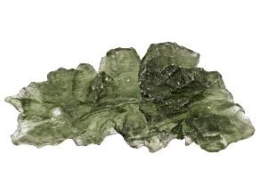 Moldavite Specimen 35.05x14.66mm 4.35g