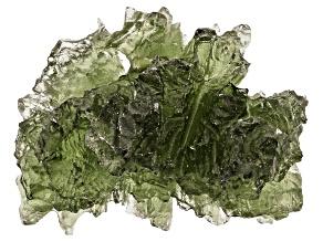 Moldavite 22.84x17mm Specimen 3.906g