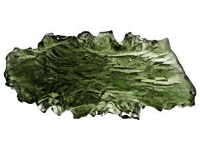 Moldavite 31.78x13.73mm Specimen 3.656g