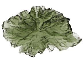 Moldavite 29.95x18.80mm Specimen 3.568g