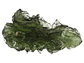 Moldavite 28.18x13.74mm Specimen 3.456g