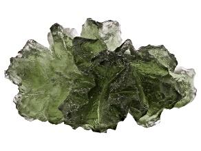 Moldavite 23x15mm Specimen 2.86g