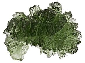 Moldavite 21x15mm Specimen 2.66g