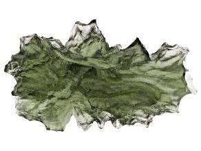 Moldavite 28.7x15.8mm Specimen 3.21g