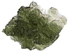 Moldavite 30x20.52mm Specimen 4.85g